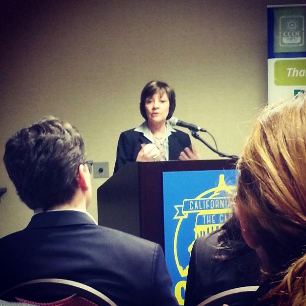 Karen Ross, Secretary of CDFA